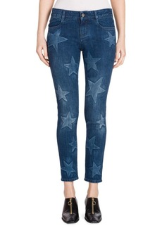 Stella McCartney Grazer Skinny Ankle Jeans