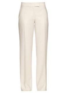 Stella McCartney Jasmin straight-leg wool trousers