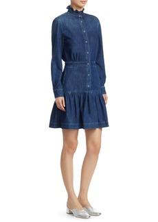 Stella McCartney Jayleen Denim Dress