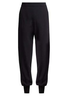 Stella McCartney Julia stretch-cady trousers