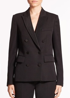 Stella McCartney Karen Wool Tuxedo Jacket