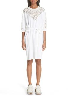 Stella McCartney Lace Front Dress
