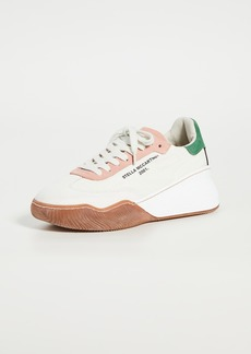 Stella McCartney Loop Lace Up Sneakers