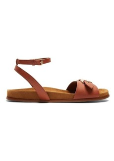 Stella McCartney Linda flat sandals