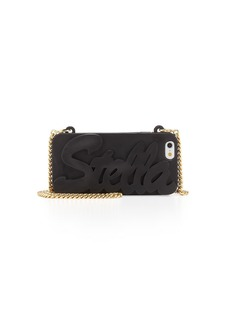 Stella McCartney Logo Script iPhone 6 Case on Chain