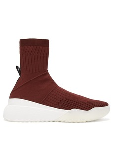 Stella McCartney Loop stretch-knit sock trainers