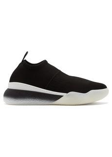Stella McCartney Loop low-top sock trainers
