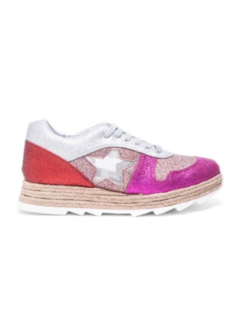 Stella McCartney Macy Lace Up Sneakers