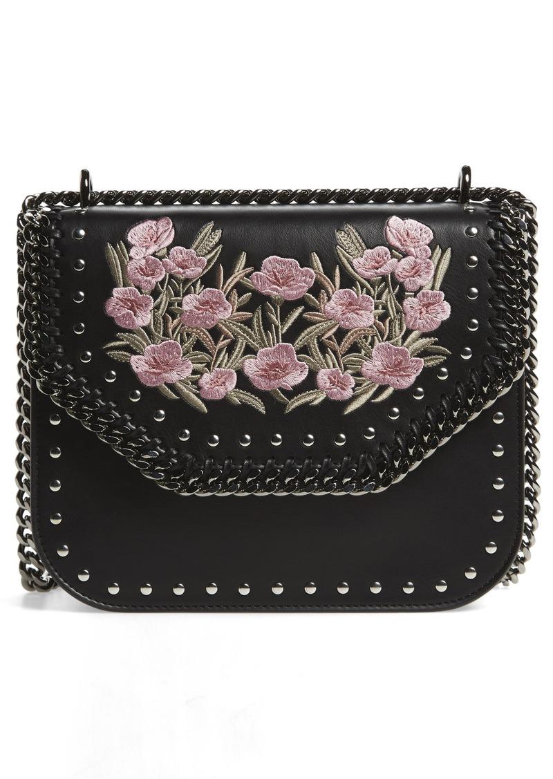 daa7543a18b8 Stella McCartney Stella McCartney Medium Falabella Box Floral ...