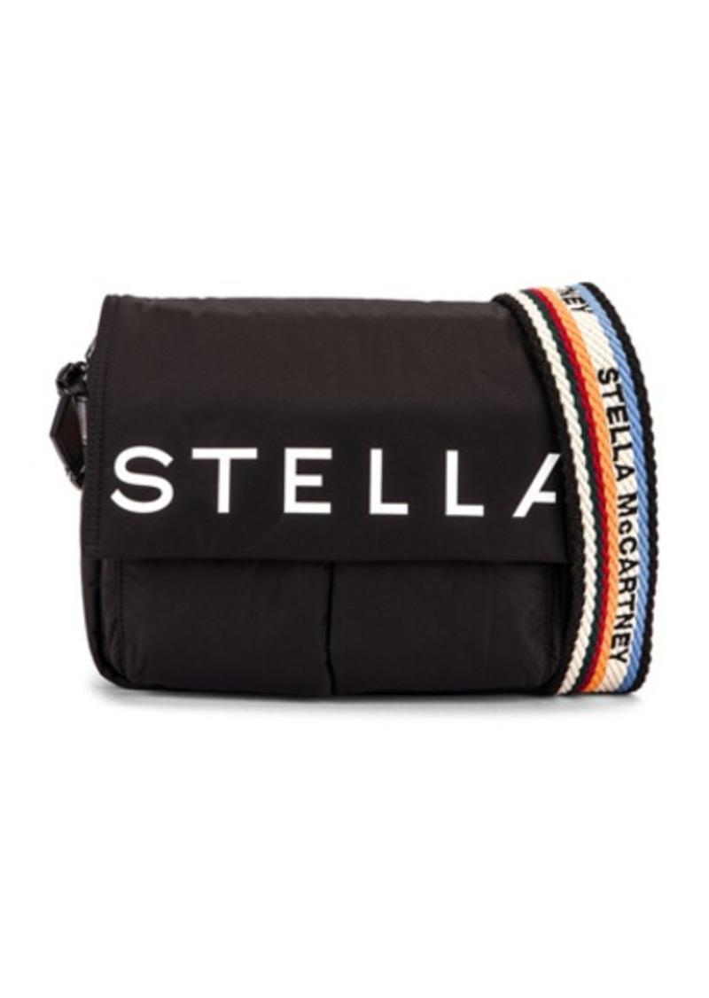 Stella McCartney Medium Padded Nylon Shoulder Bag