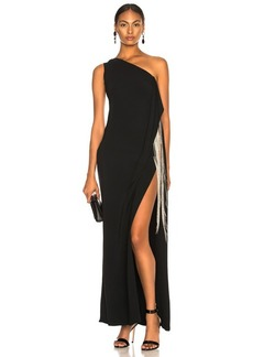 Stella McCartney Melody One Shoulder Gown