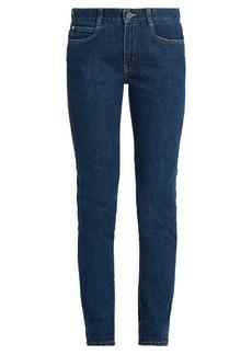 Stella McCartney Mid-rise skinny-leg jeans