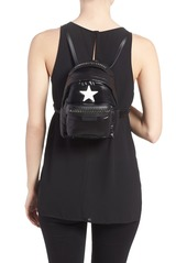 6d945fac3b Stella McCartney Mini Falabella Go Star Backpack Stella McCartney Mini Falabella  Go Star Backpack