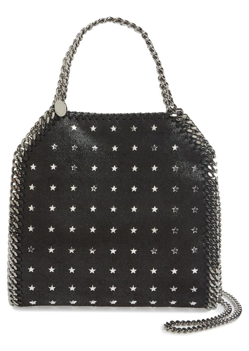 88b1a146c709 Stella McCartney Stella McCartney Mini Falabella Star Studded ...