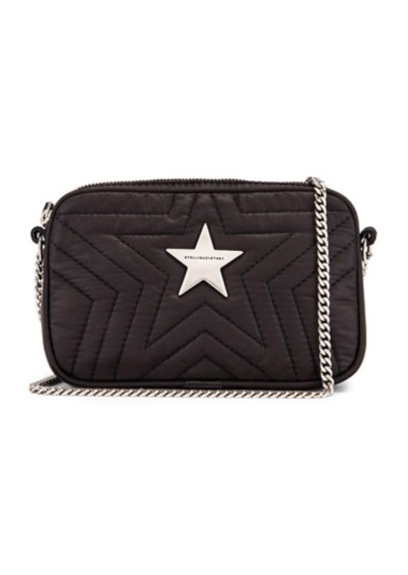 Stella McCartney Mini Star Crossbody Bag