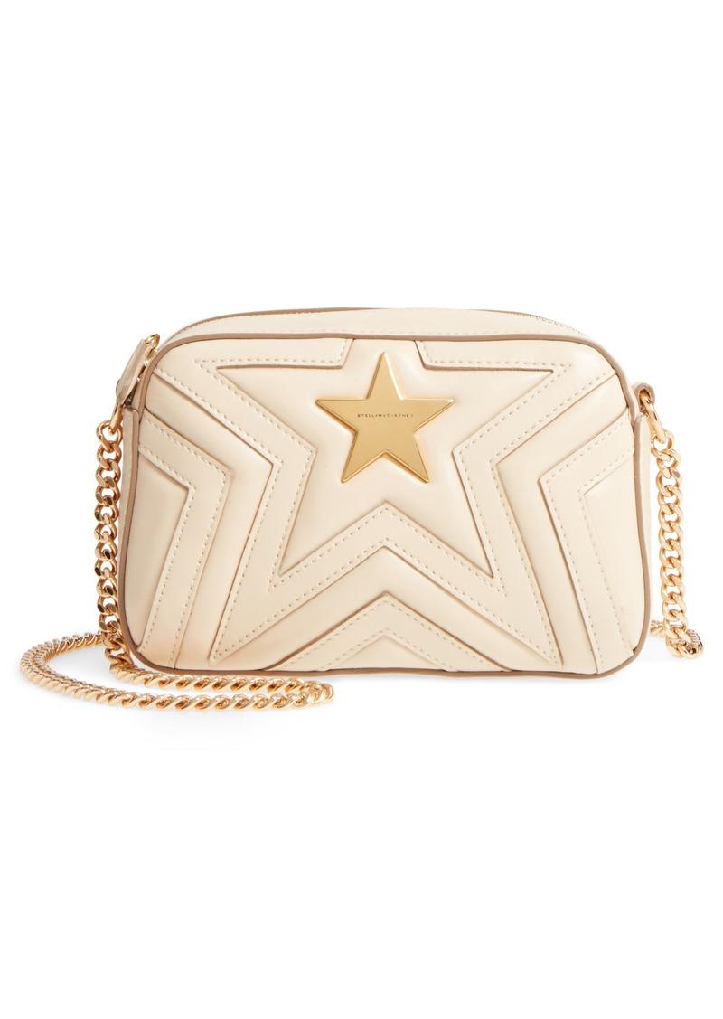Stella McCartney Stella McCartney Mini Star Quilted Faux Leather ... 43f94637f92f5
