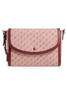 Stella McCartney Monogram Canvas Crossbody Bag