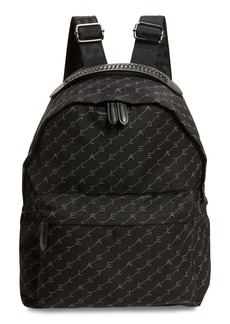 Stella McCartney Monogram Eco Nylon Backpack