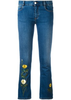 Stella McCartney Nashville skinny kick jeans - Blue