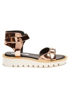 Stella McCartney Odette faux-leather sandals