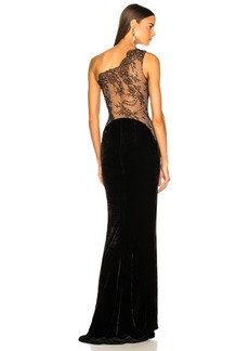 Stella McCartney One Shoulder Gown