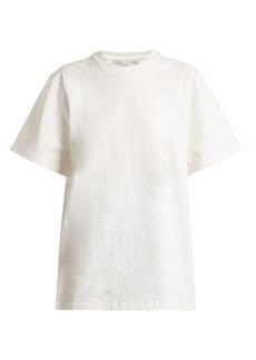 Stella McCartney Oversized organic T-shirt
