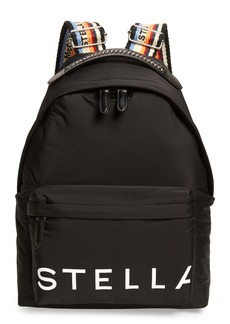 Stella McCartney Padded Nylon Backpack