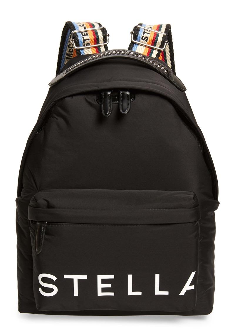 Stella McCartney Padded Nylon Backpack