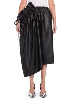 Stella McCartney Paperbag Waist Skirt