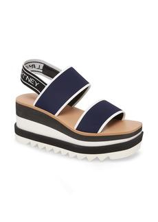 Stella McCartney Platform Wedge Sandal (Women)