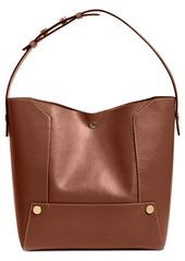 Stella McCartney Popper Faux Leather Bucket Bag