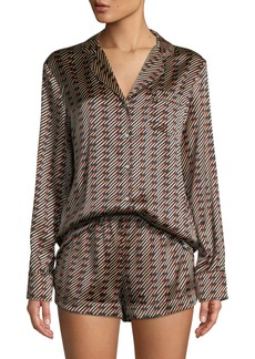 Stella McCartney Poppy Snoozing Short Pajama Set