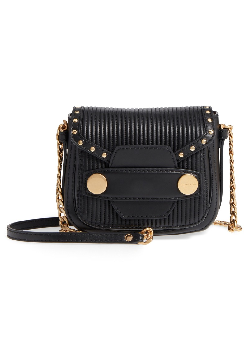c9d10803a6019 SALE! Stella McCartney Stella McCartney Quilted Faux Leather ...