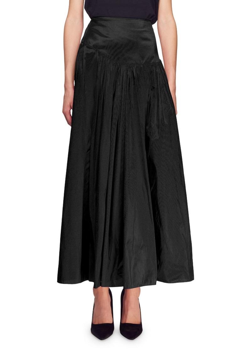 7b530de035e3 Stella McCartney Stella McCartney Ruched Satin Maxi Skirt | Skirts