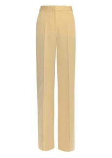 Stella McCartney Scott wide-leg trousers