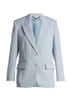 Stella McCartney Single-breasted wool blazer