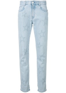 Stella McCartney skinny boyfriend jeans - Blue