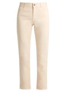 Stella McCartney Skinny-leg boyfriend jeans