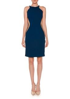 Stella McCartney Sleeveless Miracle Illusion Dress