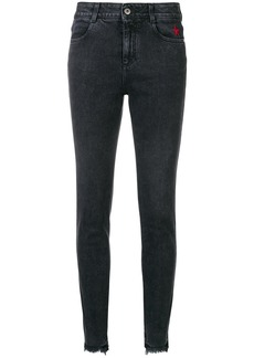 Stella McCartney slim high-waisted jeans