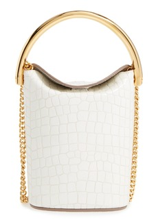 Stella McCartney 'Small Ring' Faux Leather Bucket Bag