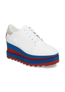 Stella McCartney Sneak-Elyse Flatform Sneaker (Women)
