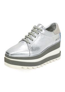 Stella McCartney Sneakelyse Platform Wedge Sneakers