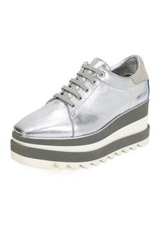 Stella McCartney Sneakelyse Platform Wedge Sneaker