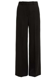 Stella McCartney Split-cuff tailored trousers