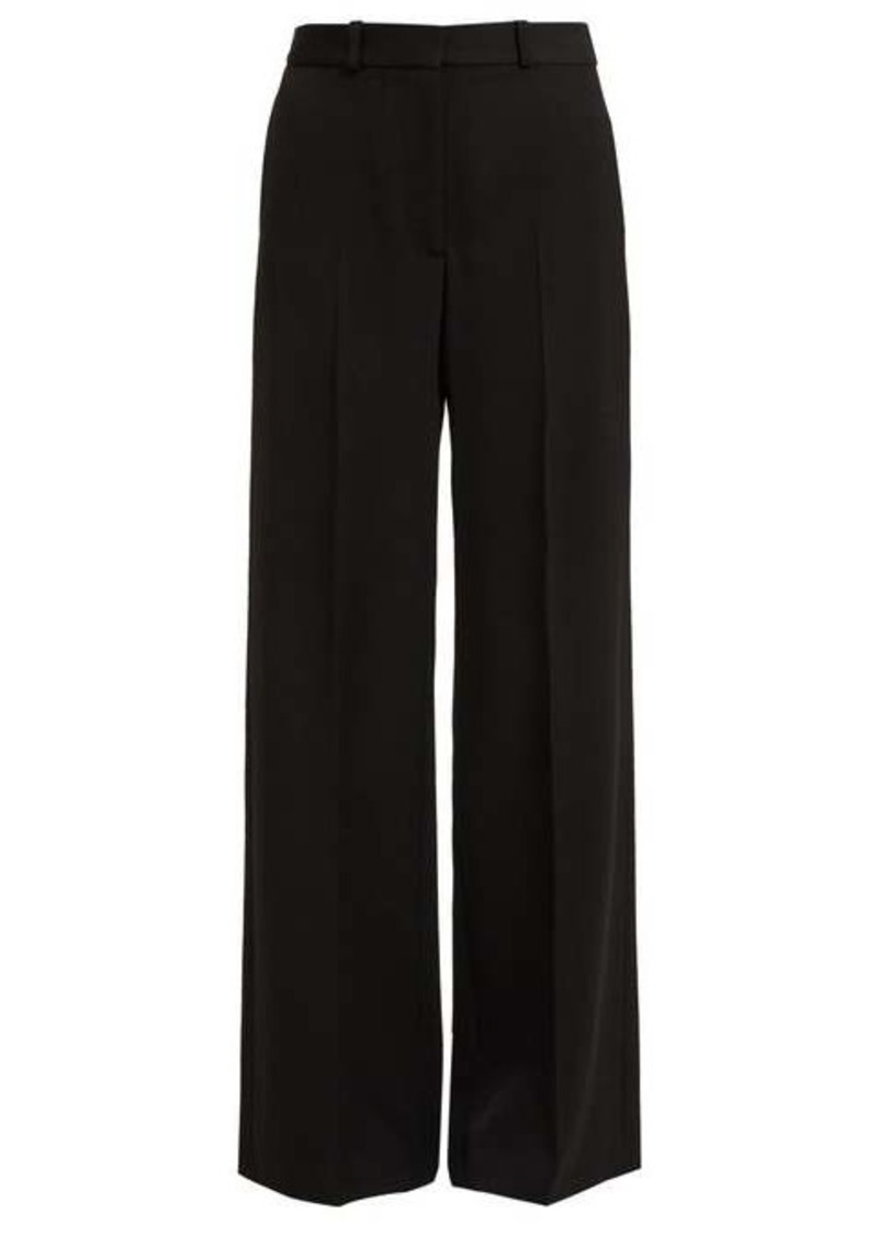 Stella McCartney Split-cuff tailored trousers