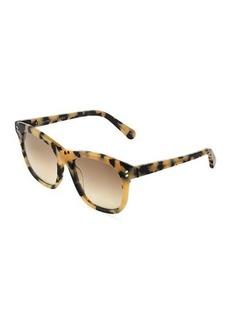 Stella McCartney Square Plastic Sunglasses