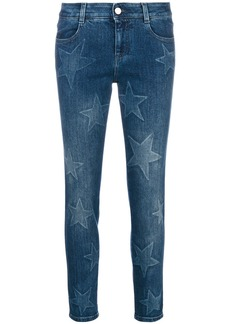 Stella McCartney star jeans - Blue