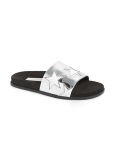 Stella McCartney Star Slide Sandal (Women)