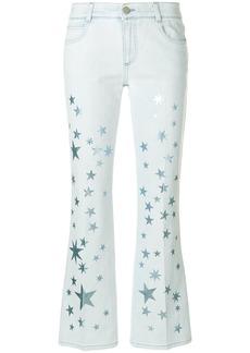 Stella McCartney Stars skinny kick jeans